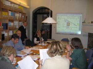 Seminarium med Tore Nilstun c. 2005