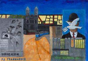 Surrealism på frammarsch i Lund 2013