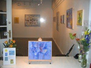 Galleri Överkikaren, fönster, 2007