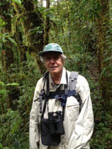 I Costa Ricas regnskog 2014