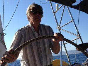 Segling i Grekland 2012