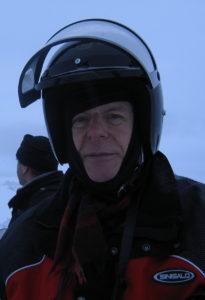 Rustad för snöscoterfärd i norra Finland